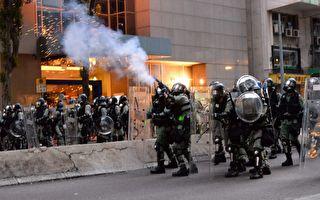 中共喉舌煽动杀警 香港民众发集体声明