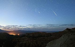 """""""英仙座流星雨""""来临 纽约州立公园开放观星"""