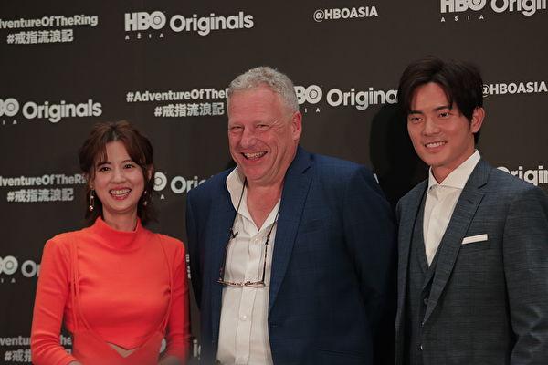 HBO Asia加碼投資台劇 《戒指流浪記》開拍