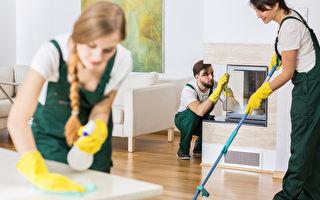 专业清洁服务包括哪些项目?