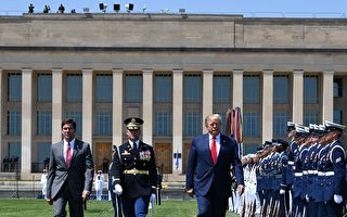 美两党议员致信国防部长 吁公开中共军企名单