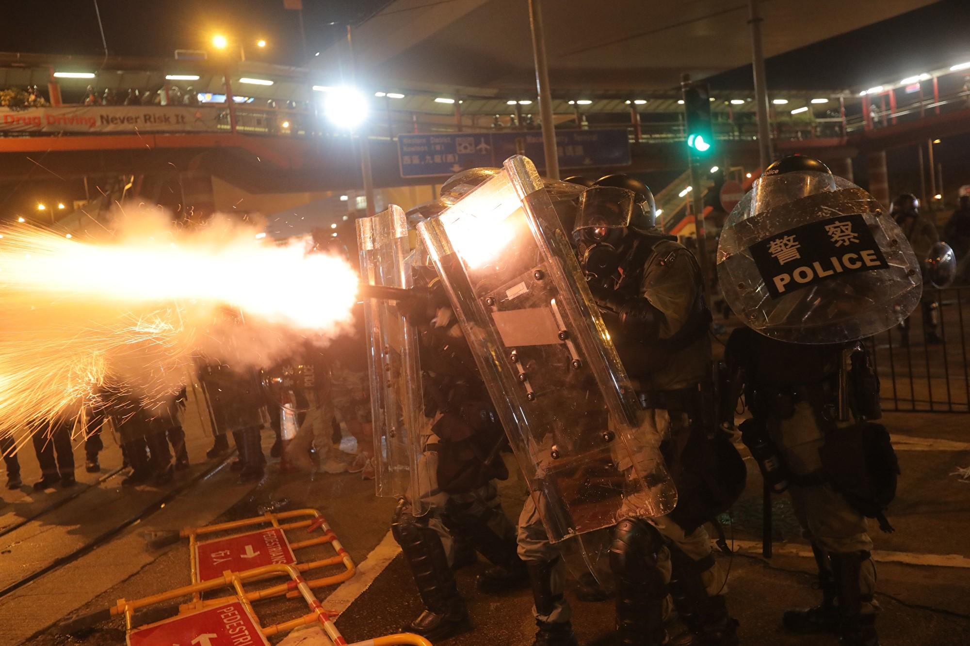 前美駐華大使:中共干預香港將激怒台灣