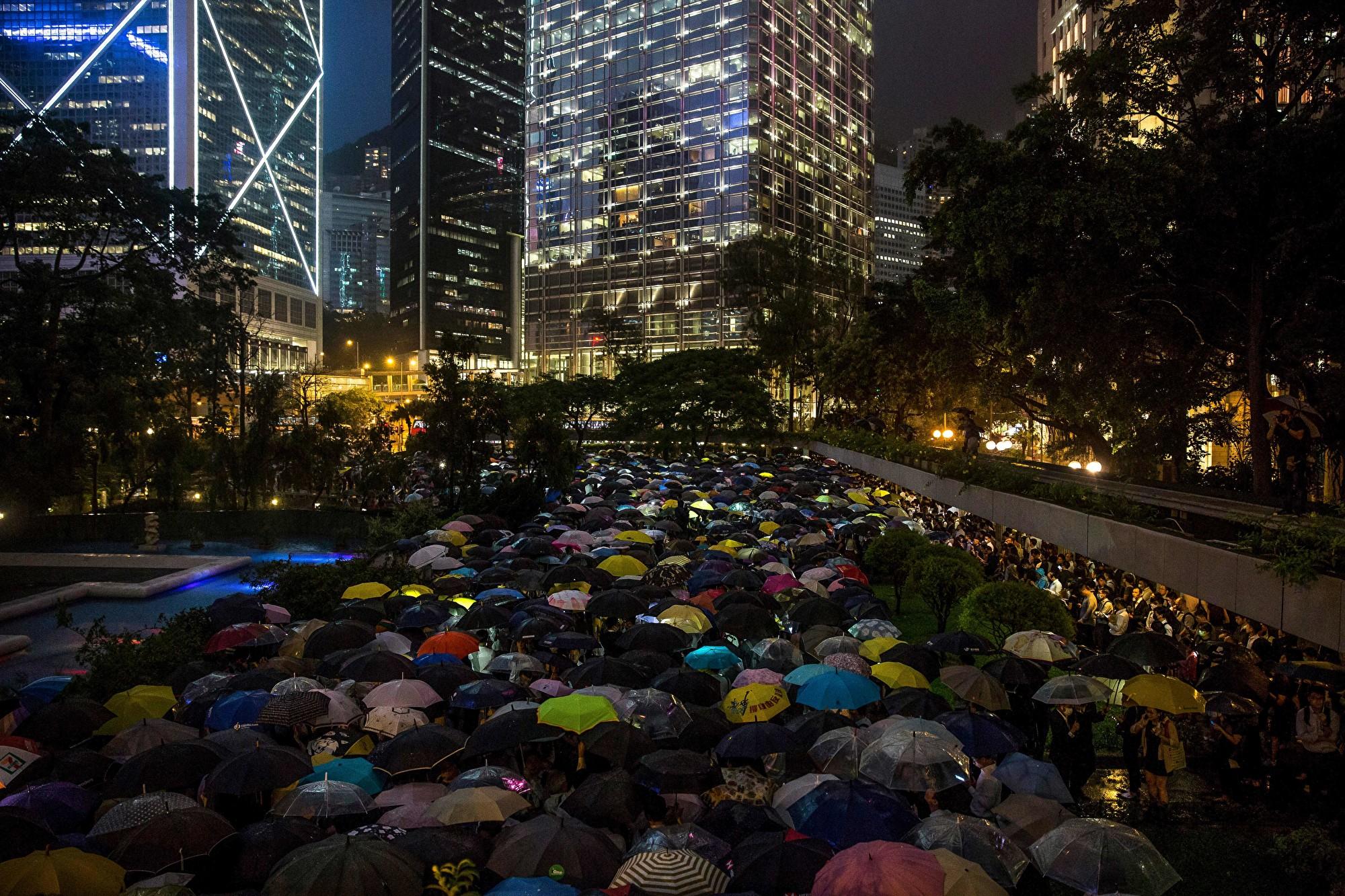 彭小明:香港告訴台灣 不要相信中共任何承諾