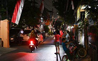 印尼发生强震 引发海啸预警