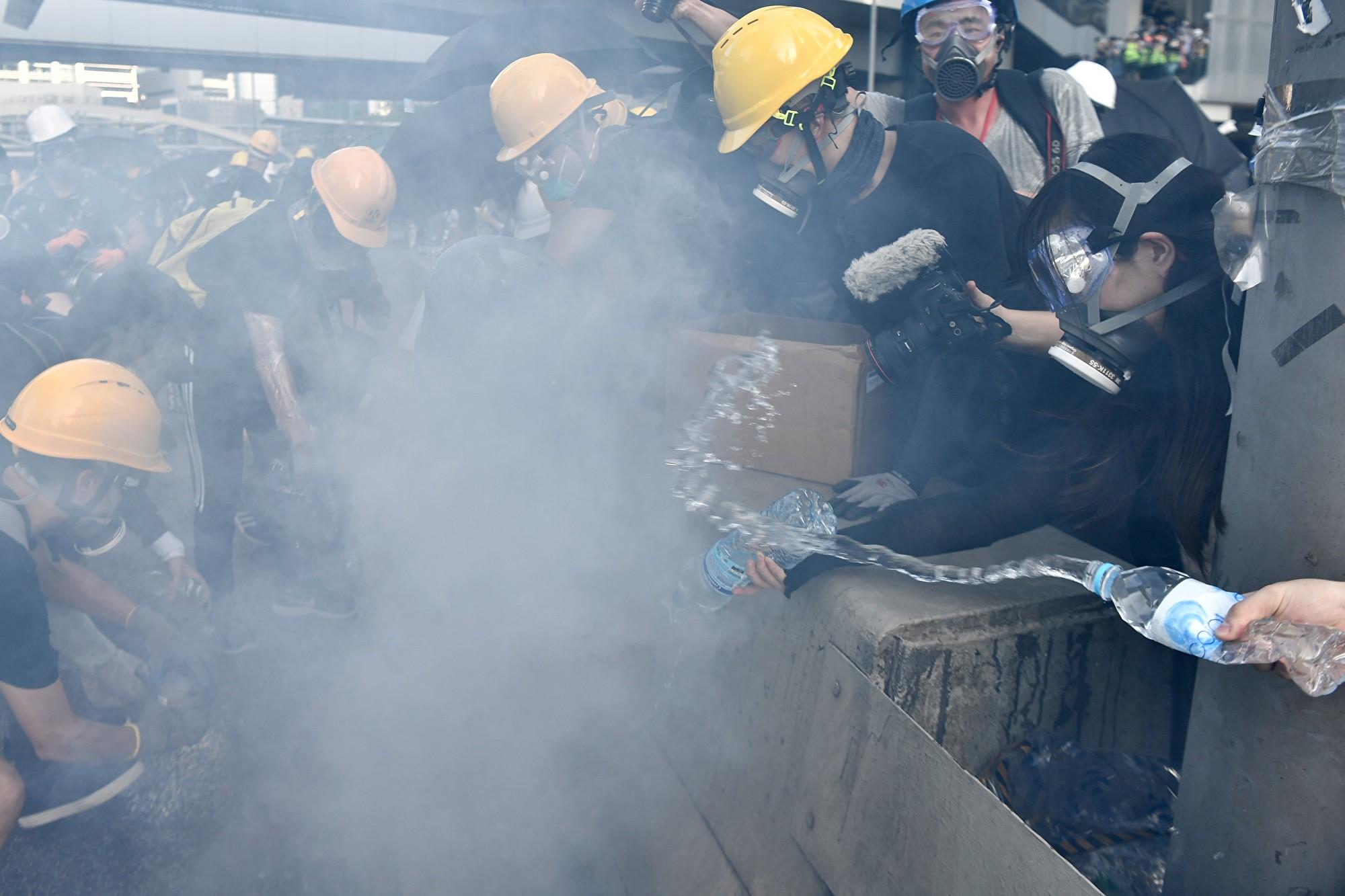 【新聞看點】抗爭遍地開花 北京急招港官受訓