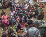 印度洪災致22死 9地區警戒兩萬人撤離