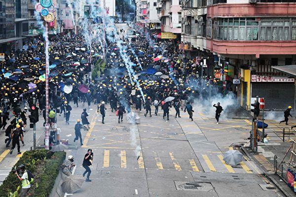 袁斌:中共可能派武警公安對香港實行警管