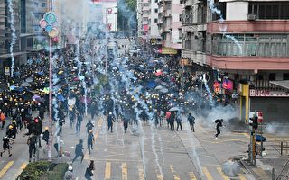 反送中示威 傳北京要求用警隊和重刑鎮壓