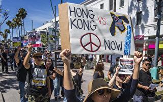 澳门居民试图集会支援香港反送中 7人被捕