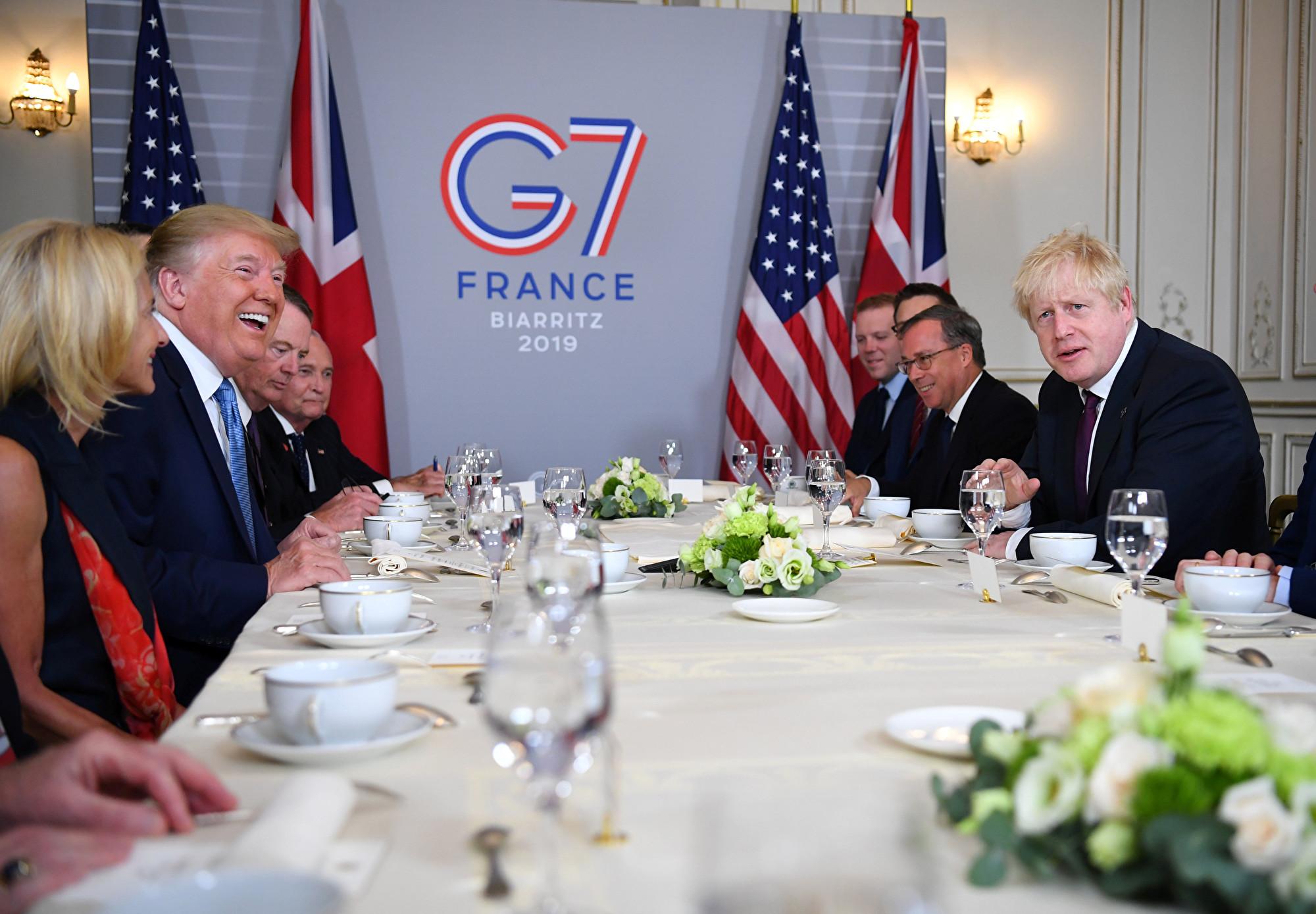 特朗普G7表態:我後悔沒給中國加更高關稅