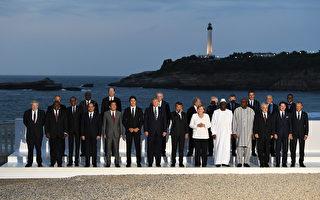 七国首脑联合肯定《中英联合声明》