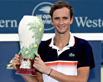 連續三次衝擊大師賽 俄網球新星終登頂