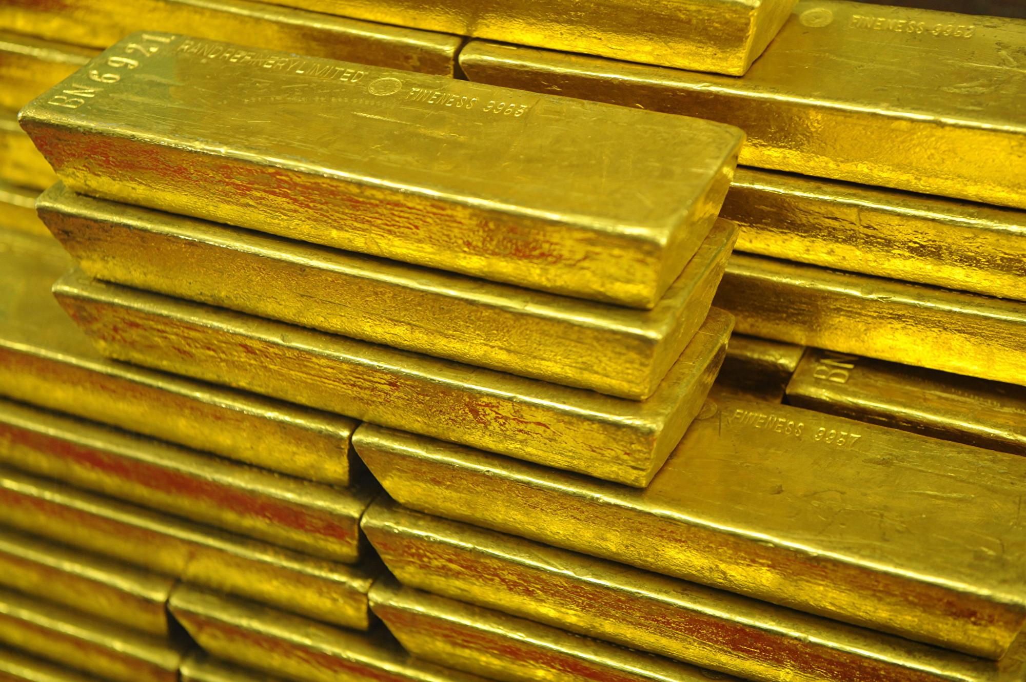 中美貿易戰延燒 黃金價格創6年來新高