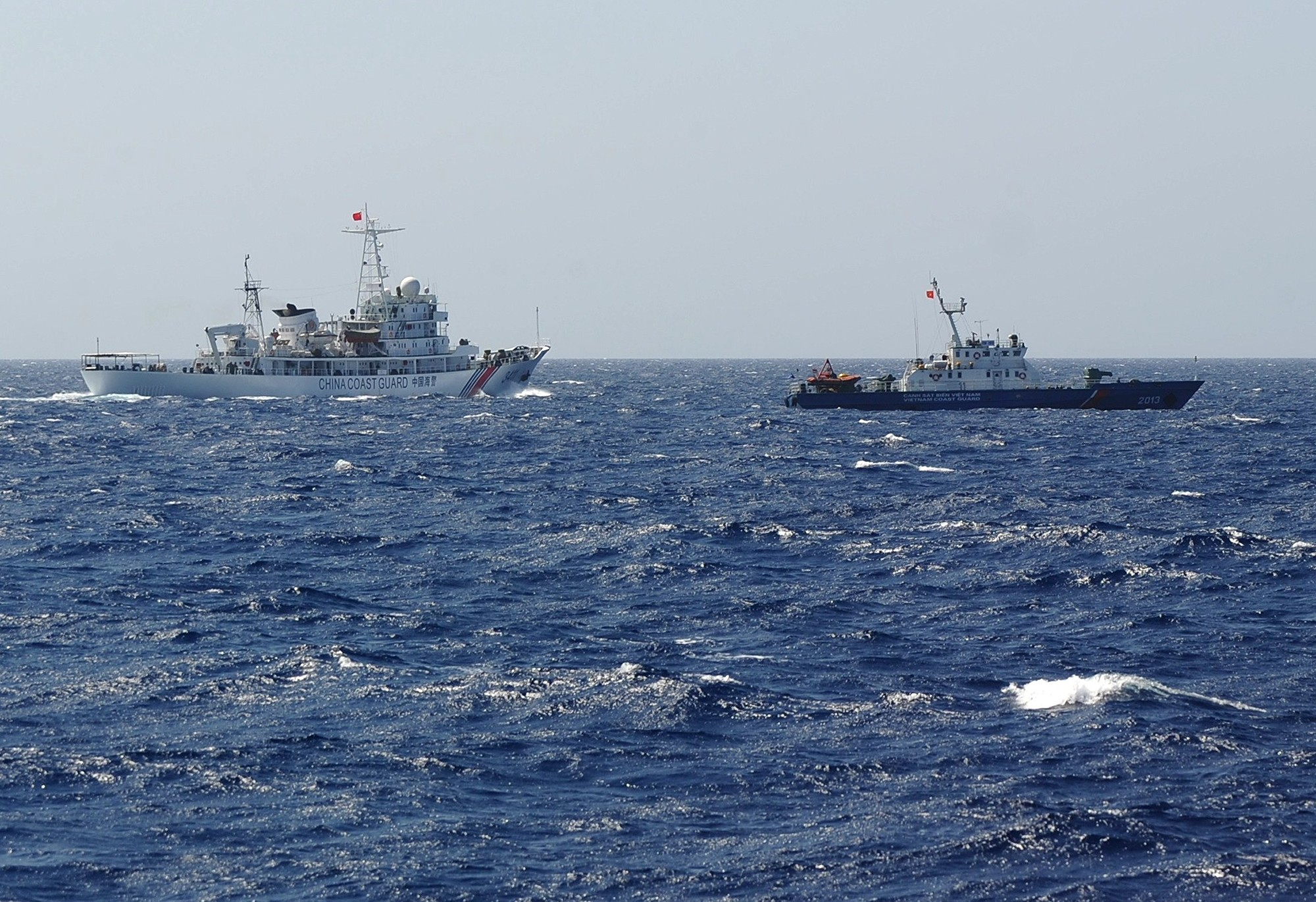 美國防部:中共持續違反印太地區國際秩序