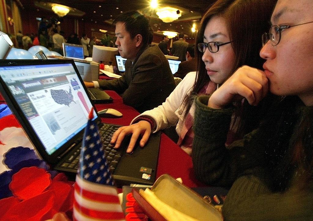 美國:確保留美中國學生學者不受中共控制