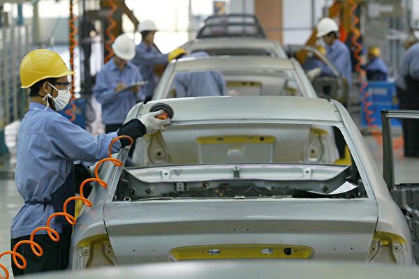 1~9月大陆汽车制造业利润下滑16.6%