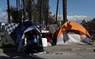 洛杉矶游民危机加剧 市长:清洁小队须遍布全市