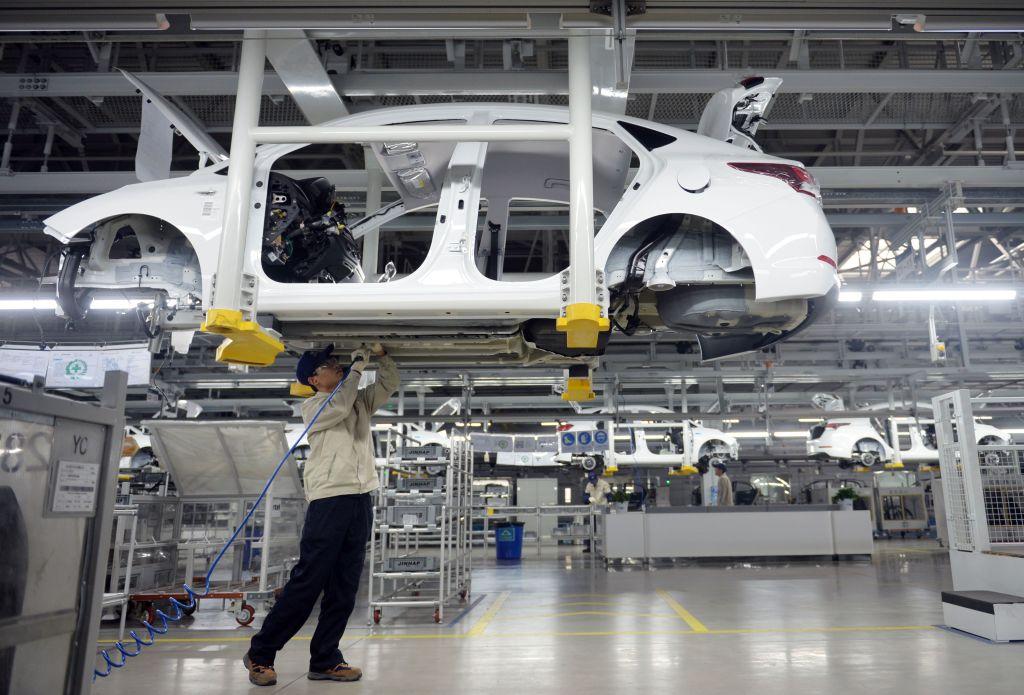 王赫:中國製造業升級,難上加難