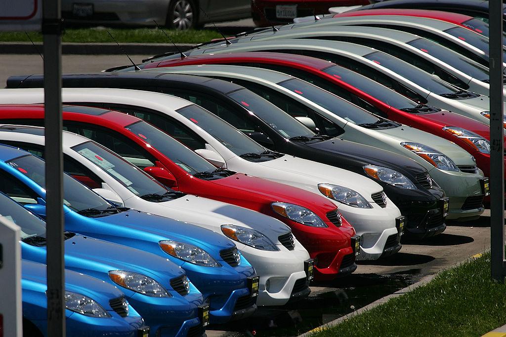 中國7月汽車銷量同比降5% 連跌13個月