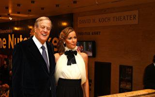 林肯中心捐贈人 美億萬富翁大衛·寇克去世