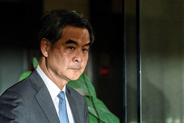 梁振英阻英國挺香港 英議員斥其發流氓信