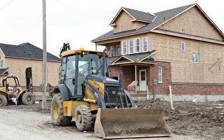 7月份多伦多新建独立屋销量涨136%