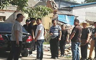 北京村民7年遭兩次拆遷 財物被砸上訪無門