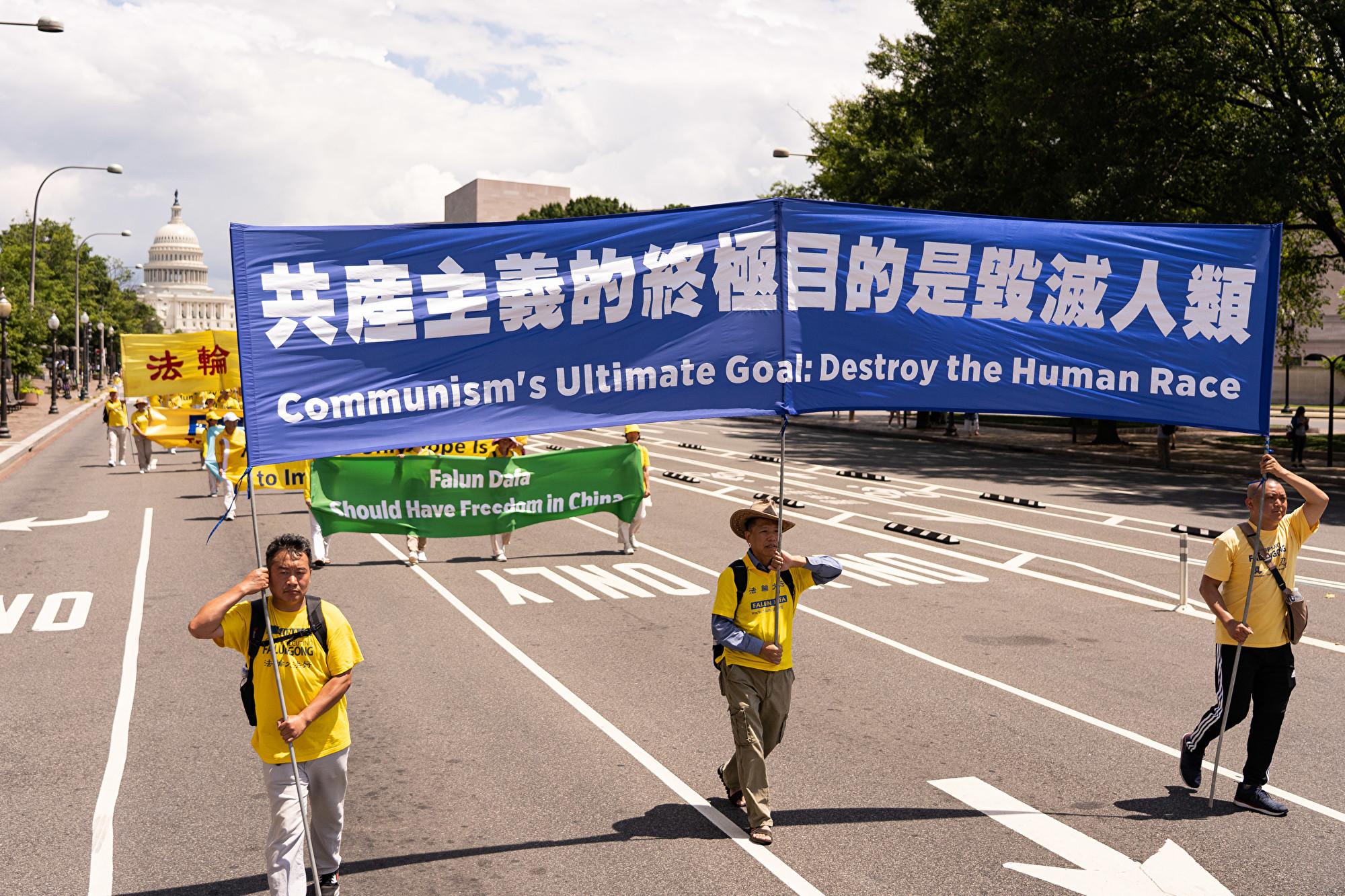 自由亞洲:法輪功成海外揭露中共的主力(3)