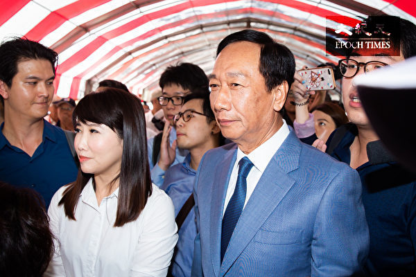 郭台銘副手爆棄選內幕 與香港反送中有關?
