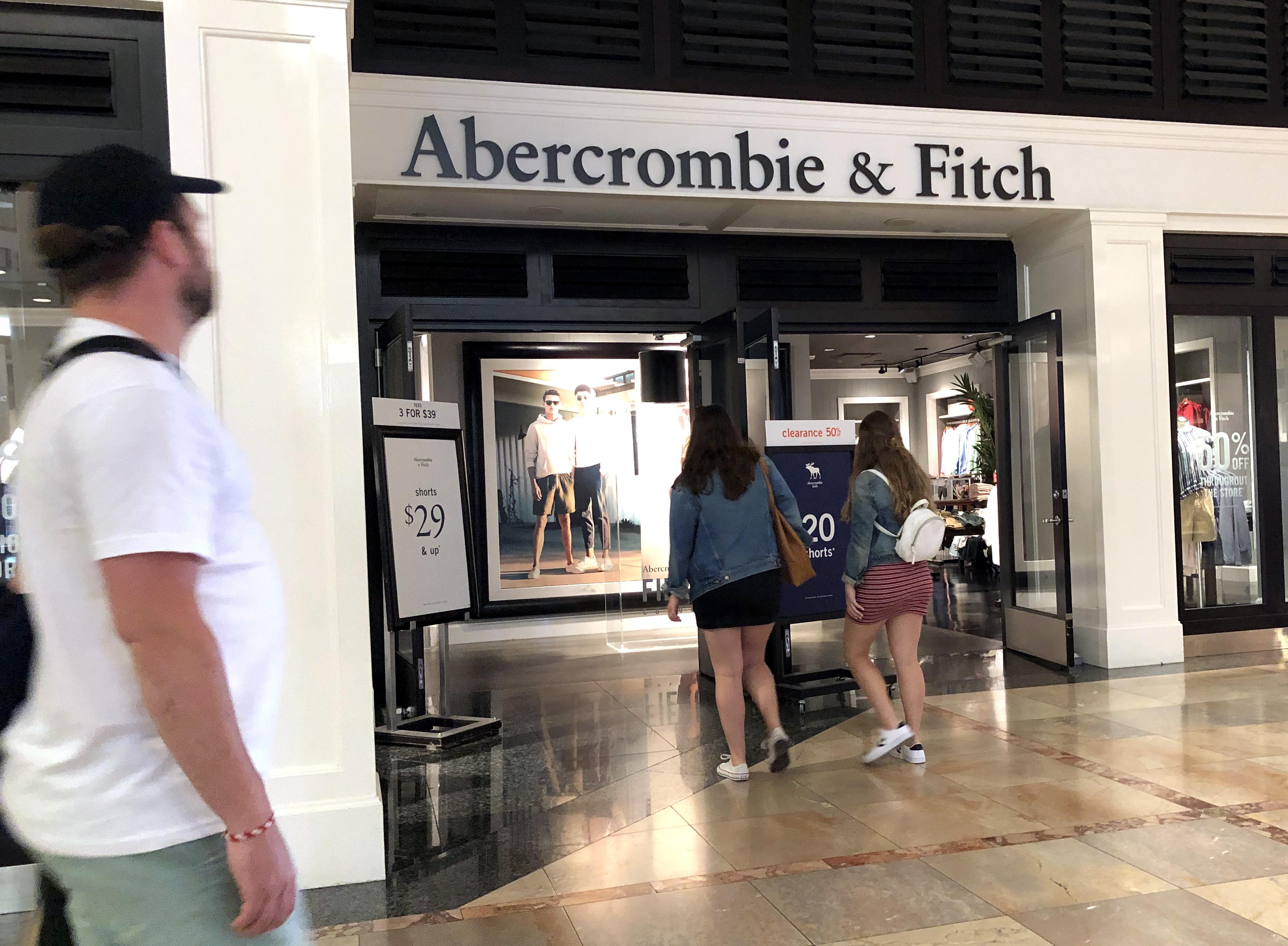 貿戰衝擊 美時尚品牌A&F降低中國製造依賴