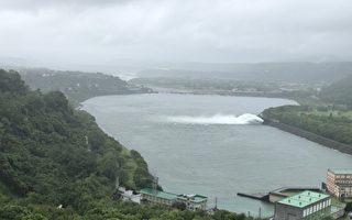 颱風威脅仍在 北水局呼籲勿進入河道