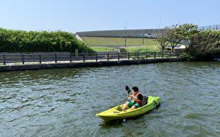 独木舟体验夯  港南运河吸引超过200人同乐