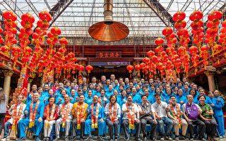 蔡總統鄭文燦祈求台灣建設順利 社會公平進步