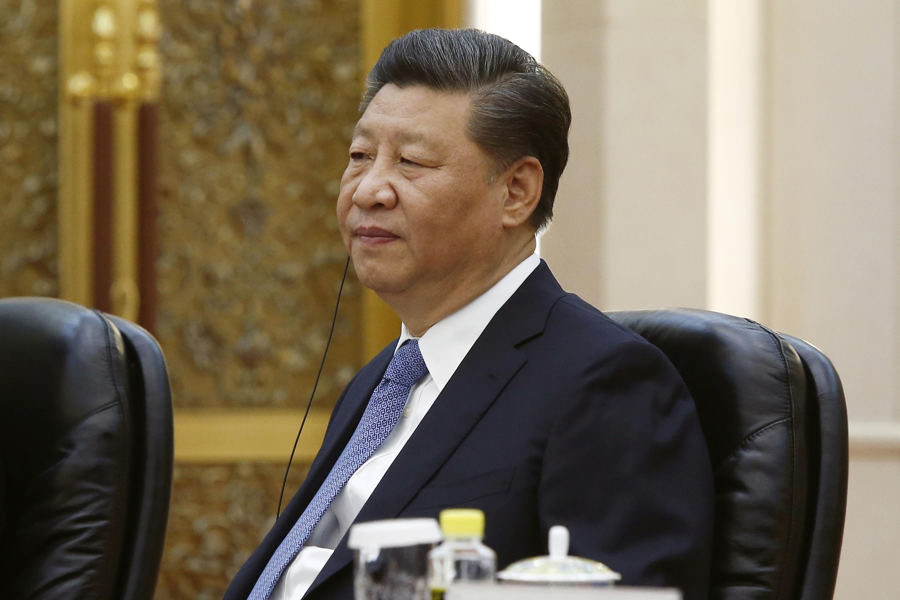 難掩經濟困境 北京推「區塊鏈」能解困?
