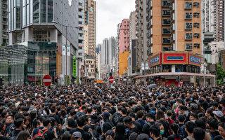 耿静:香港与天安门广场的区别
