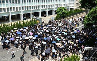 港律师界:驻港部队若出动 会永远摧毁香港