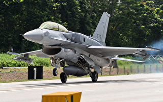 美售F-16V 蔡英文:新空军起飞的开始