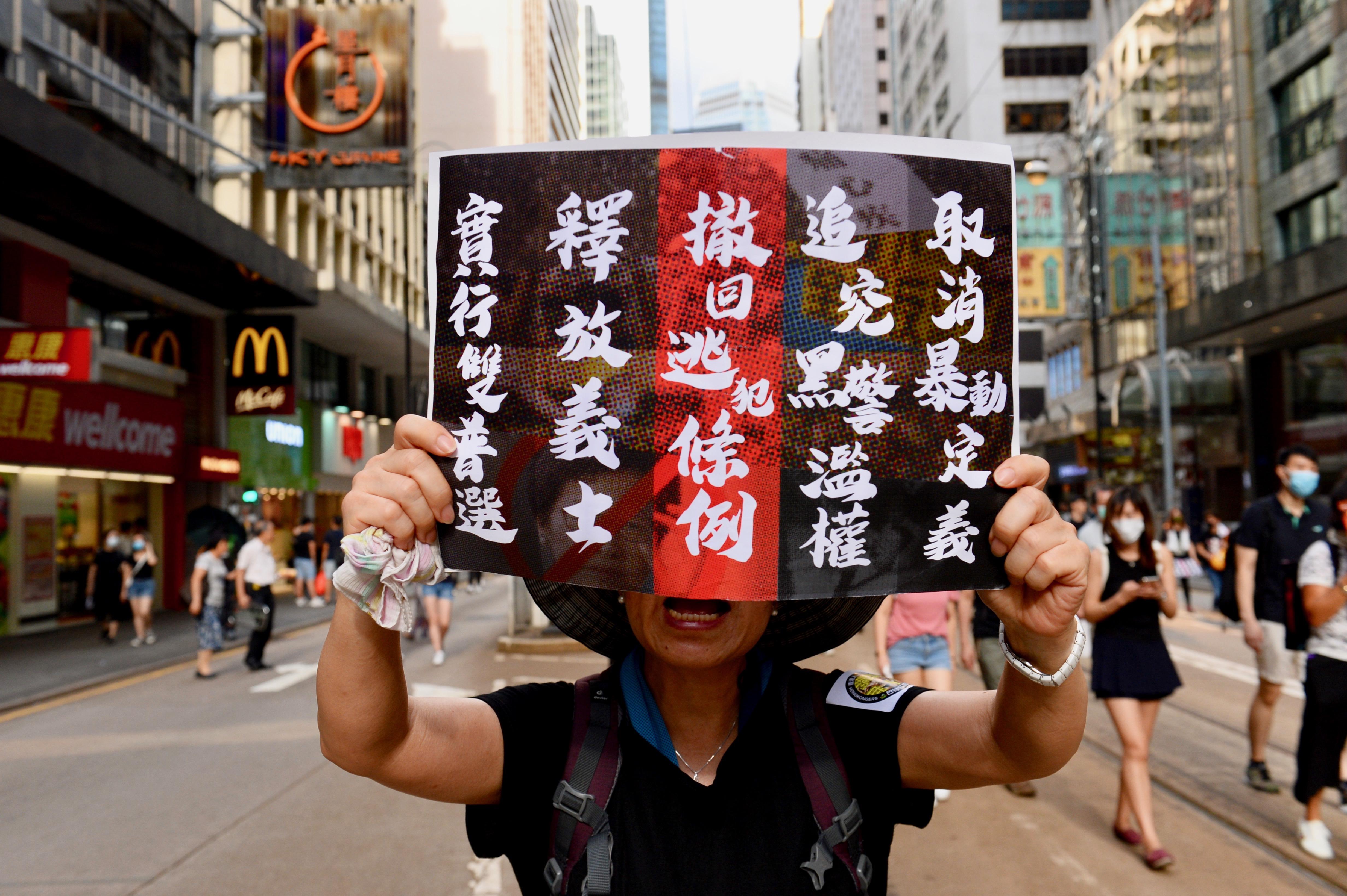 「如此高質素的港民」 台灣婦女談親身經歷