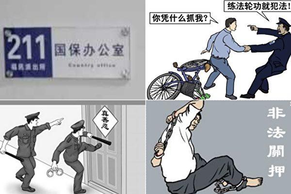 中共國保為何擴張成公安系統最龐大部門?