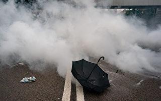 催淚彈(催淚瓦斯)對人體有何傷害?遭遇催淚彈時又該如何急救處理?(Anthony Kwan/Getty Images)