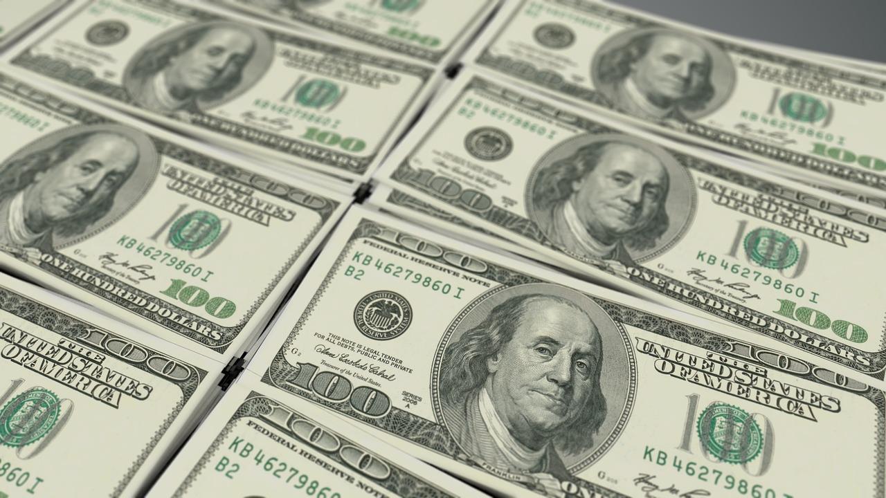 【貨幣市場】美零售業額大漲 美元維持強勢