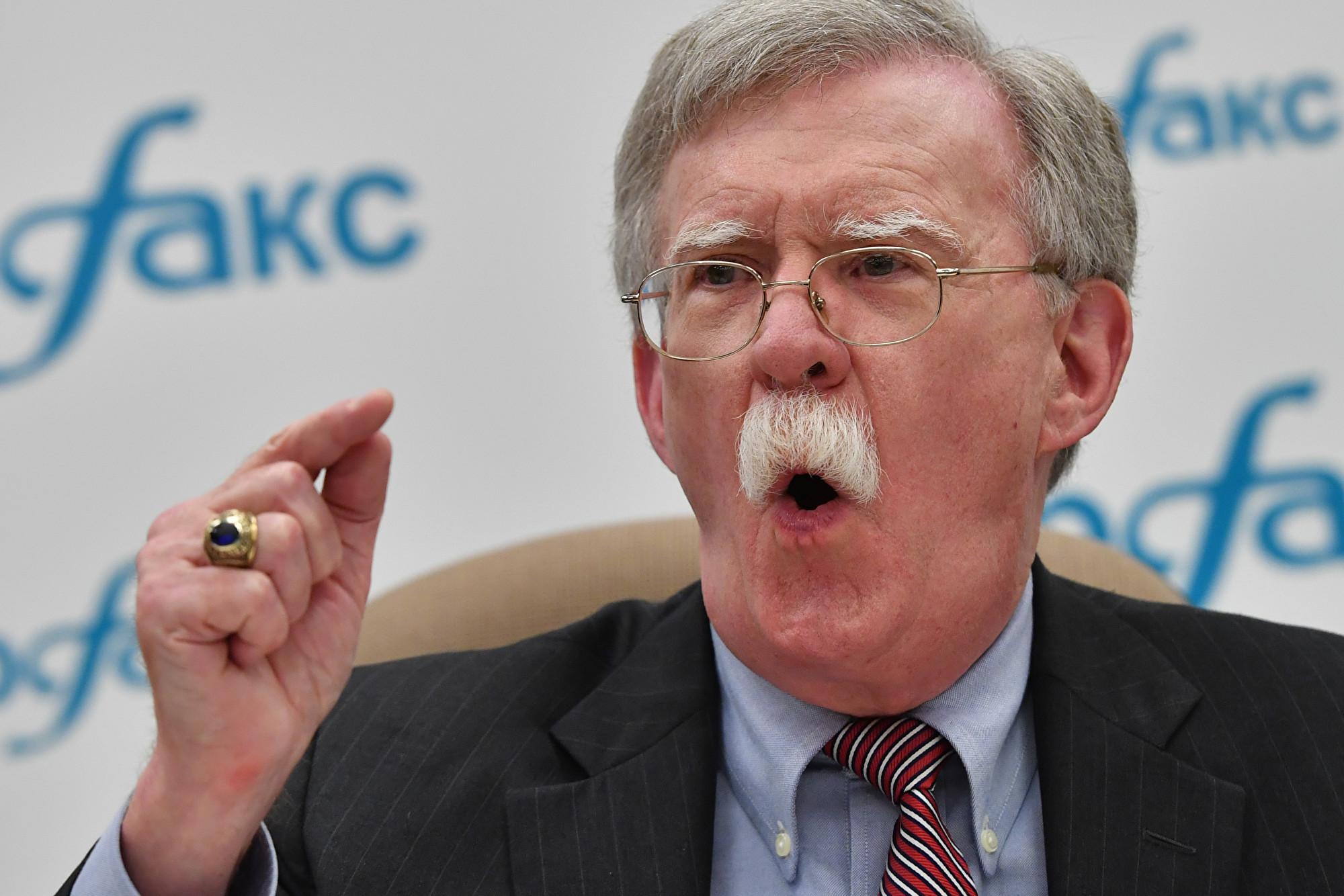 博爾頓離職 塔利班促請美國恢復阿富汗和談