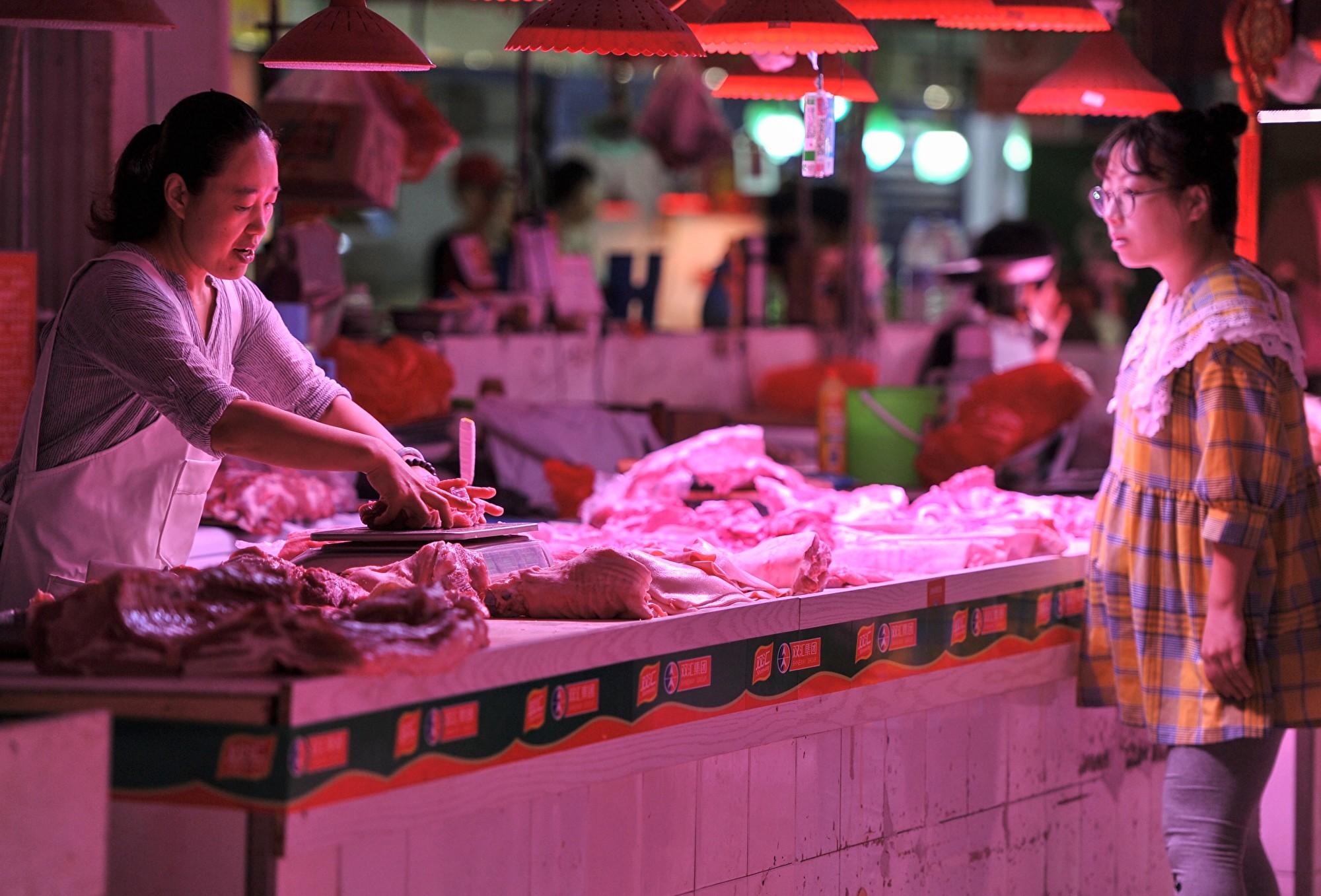 中國鬧豬肉荒 餐飲業感受供應量驟降壓力