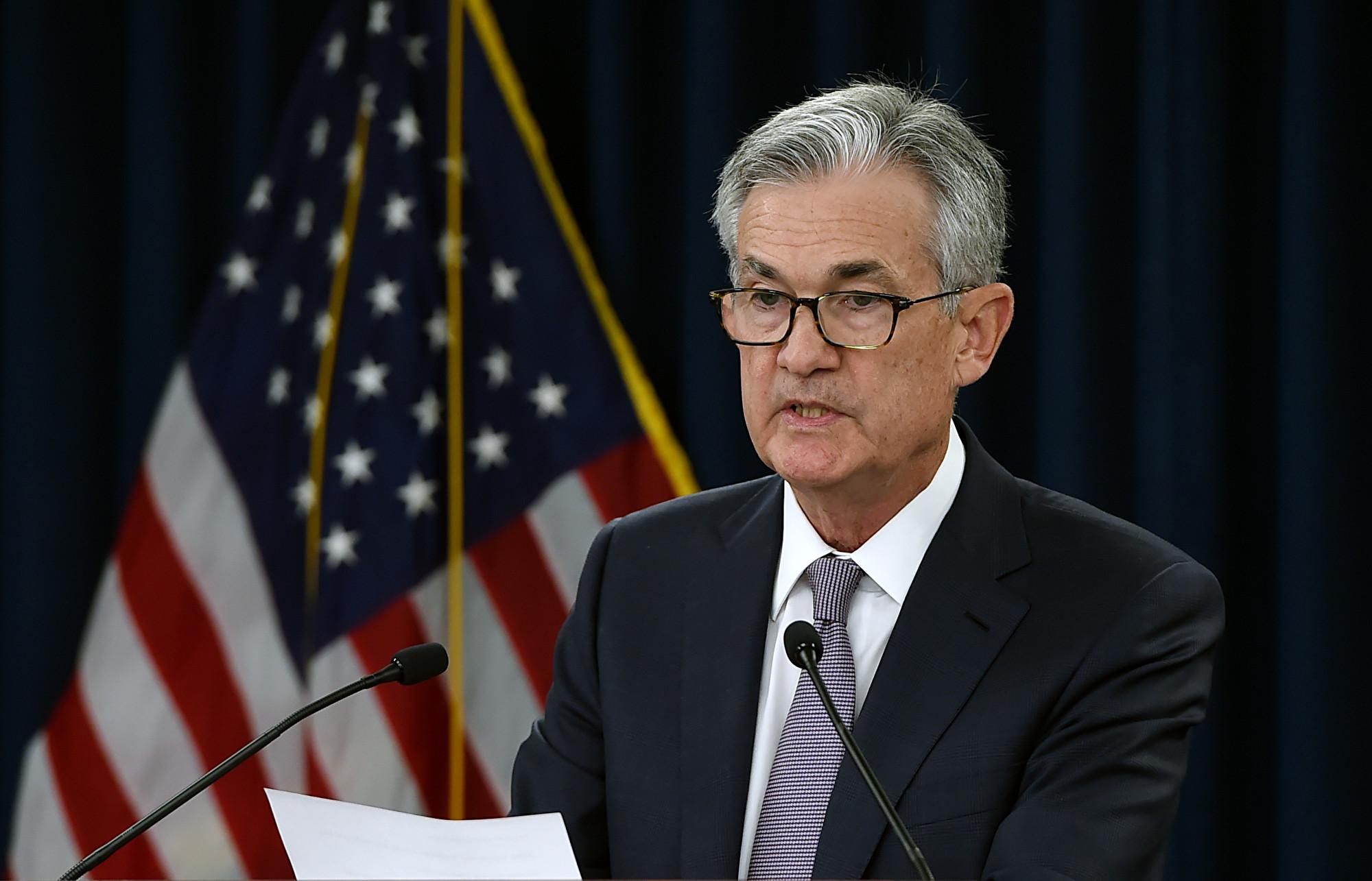 美聯儲再「放鴿」?鮑威爾暗示10月或降息