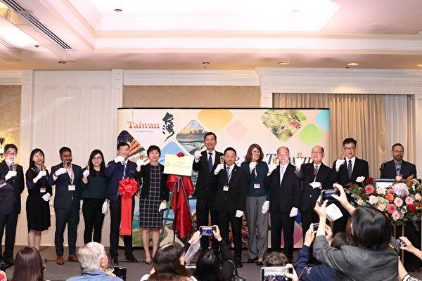 图:台湾观光局北美市场再拓点,9月26日成立驻温哥华台湾观光旅游服务处。(台湾观光局提供)