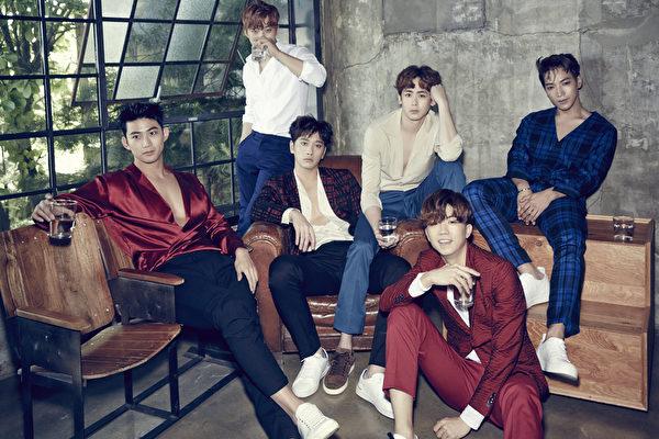 2PM今迎出道11周年 秀6人合照谢成员与粉丝