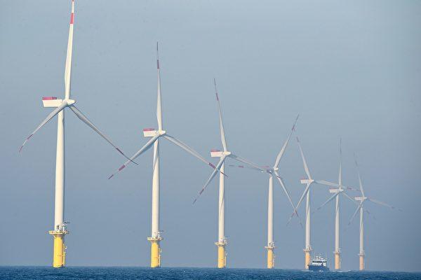 俄勒冈州海上风能或有前途