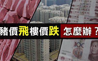 【熱點互動】中國豬價漲 房價跌 怎麼辦?