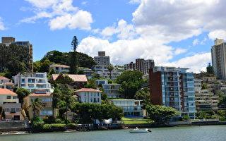 悉尼一些地方 買房比租房更划算