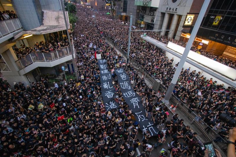 港媒:林鄭給北京惹大亂子 中共束手無策
